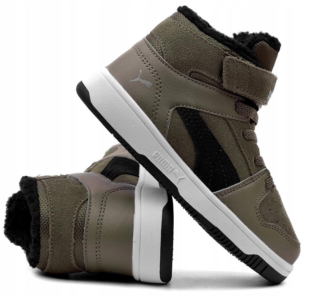 Детская обувь Puma Rebound 370498 02 Различных размеров