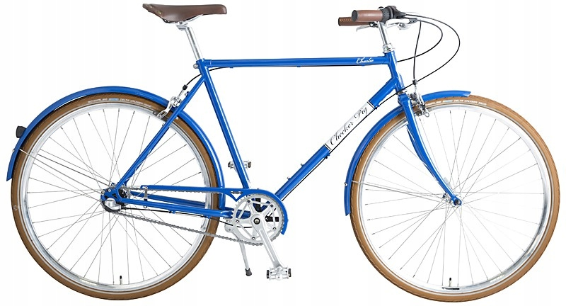 "Retro cestný bicykel CHECKER PIG ""Charlie"