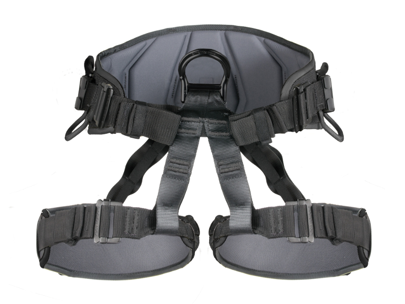 Postroj Singing Rock Sit Worker 3D XL čierna čierna