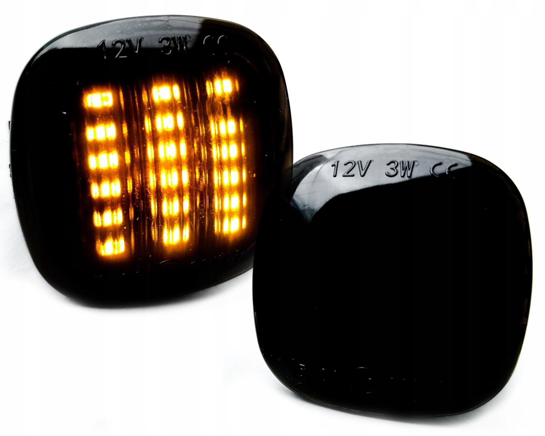 led светодиодные светильники поворотники skoda fabia 1 octavia 1