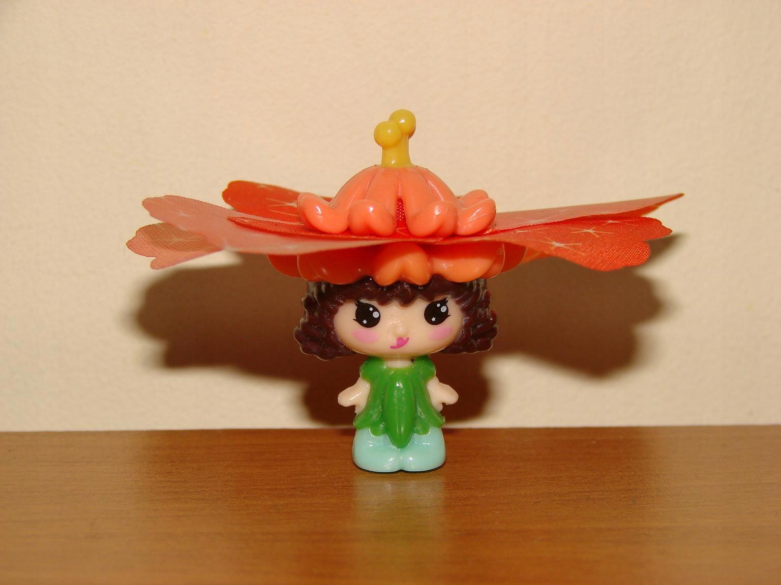 Kwiatowa wróżka Figurka kinder pięć płatków