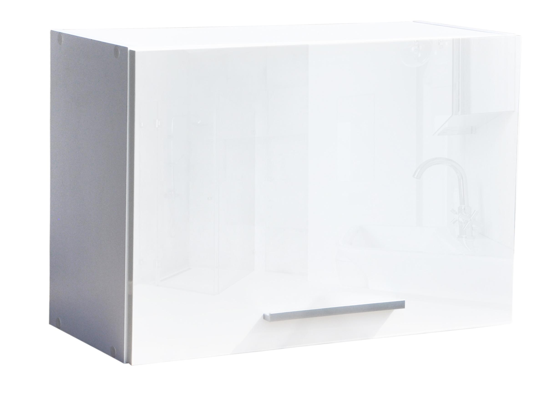 Шкаф кухонный подвесной 60 GLOSS с откидной крышкой