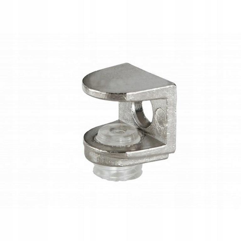Mocowanie,podpórka półki szklanej 4-8mm 4szt