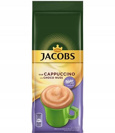 Купить Кэп джейкобс. Нусс кофе ореховая с Milka 500g на Otpravka - цены и фото - доставка из Польши и стран Европы в Украину.