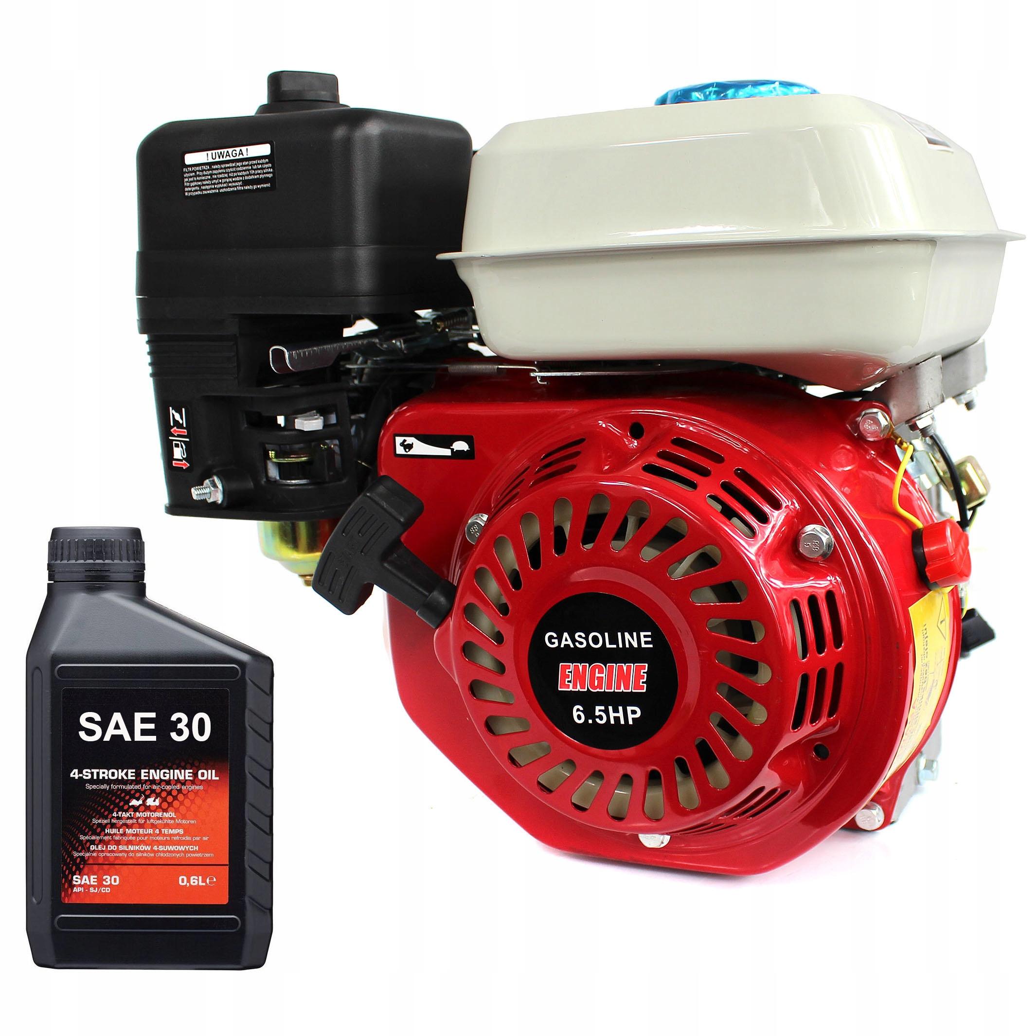 Silnik Spalinowy Gx160 Walek 20 Mm 6 5km Gratis 7003755051 Allegro Pl