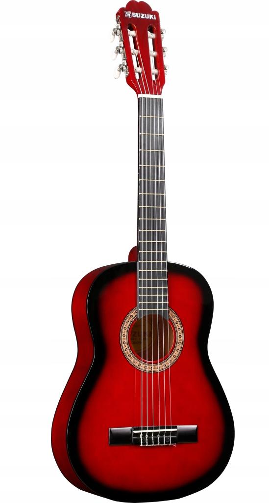 Купить Suzuki SCG RD Classical Guitar 4/4 5 CUBES БЕСПЛАТНО на Otpravka - цены и фото - доставка из Польши и стран Европы в Украину.