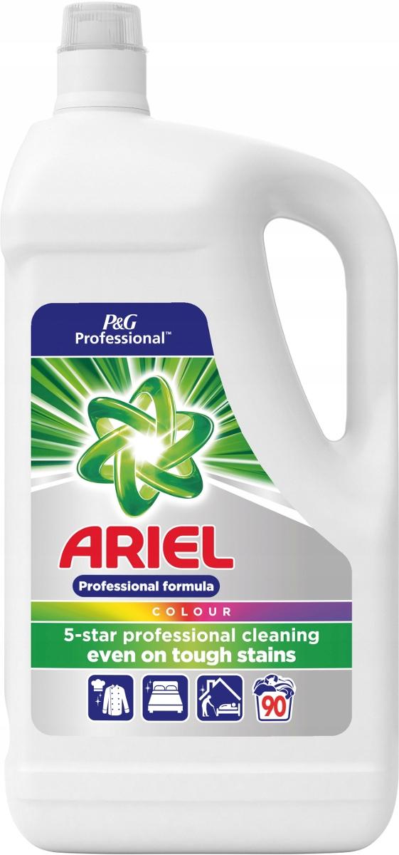 ARIEL Professional COLOR-гель жидкость для стирки 90prań