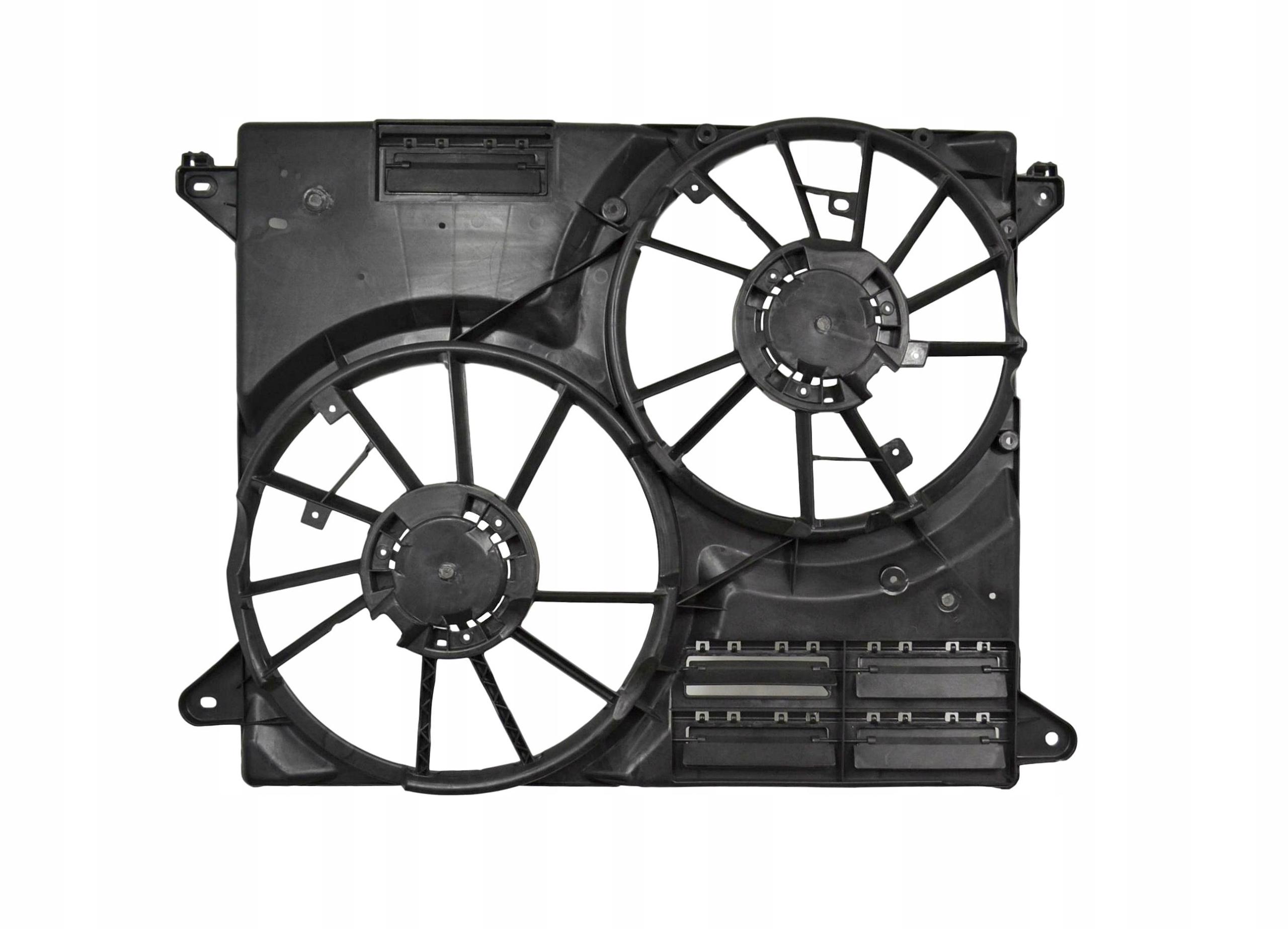 новая корпус вентилятор ford edge 2 0 2 7 3 0 14-