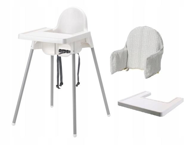 Item IKEA ANTILOP Highchair +TRAY+CONTRIBUTION
