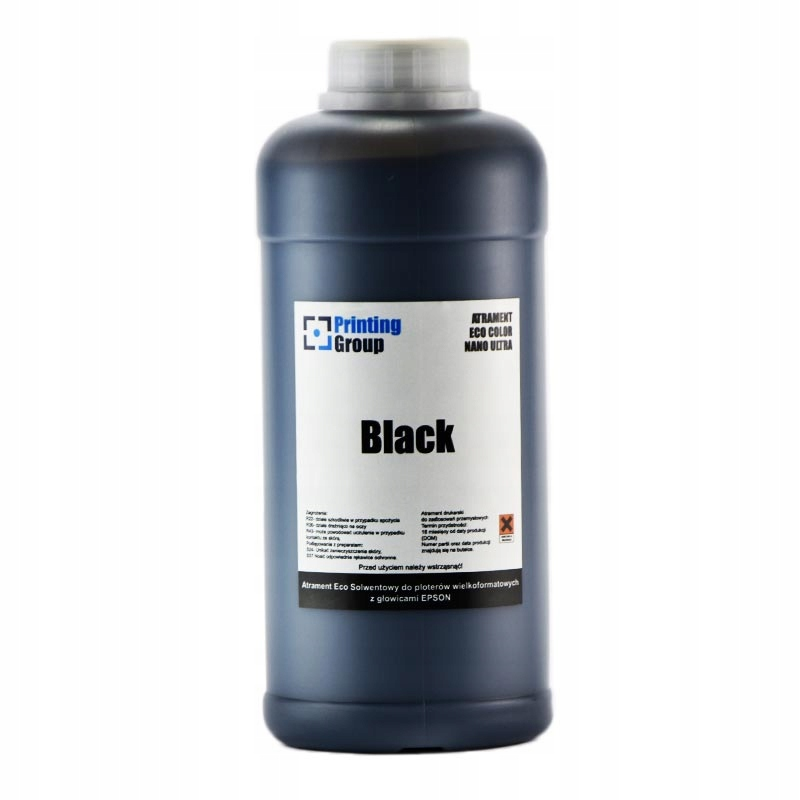 SmartJet Eco Solvent Black Plotter