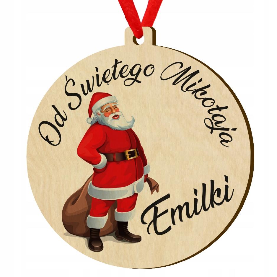 Medal Prezent Na Mikolaja Przedszkolaka Ucznia P 8616638903 Allegro Pl