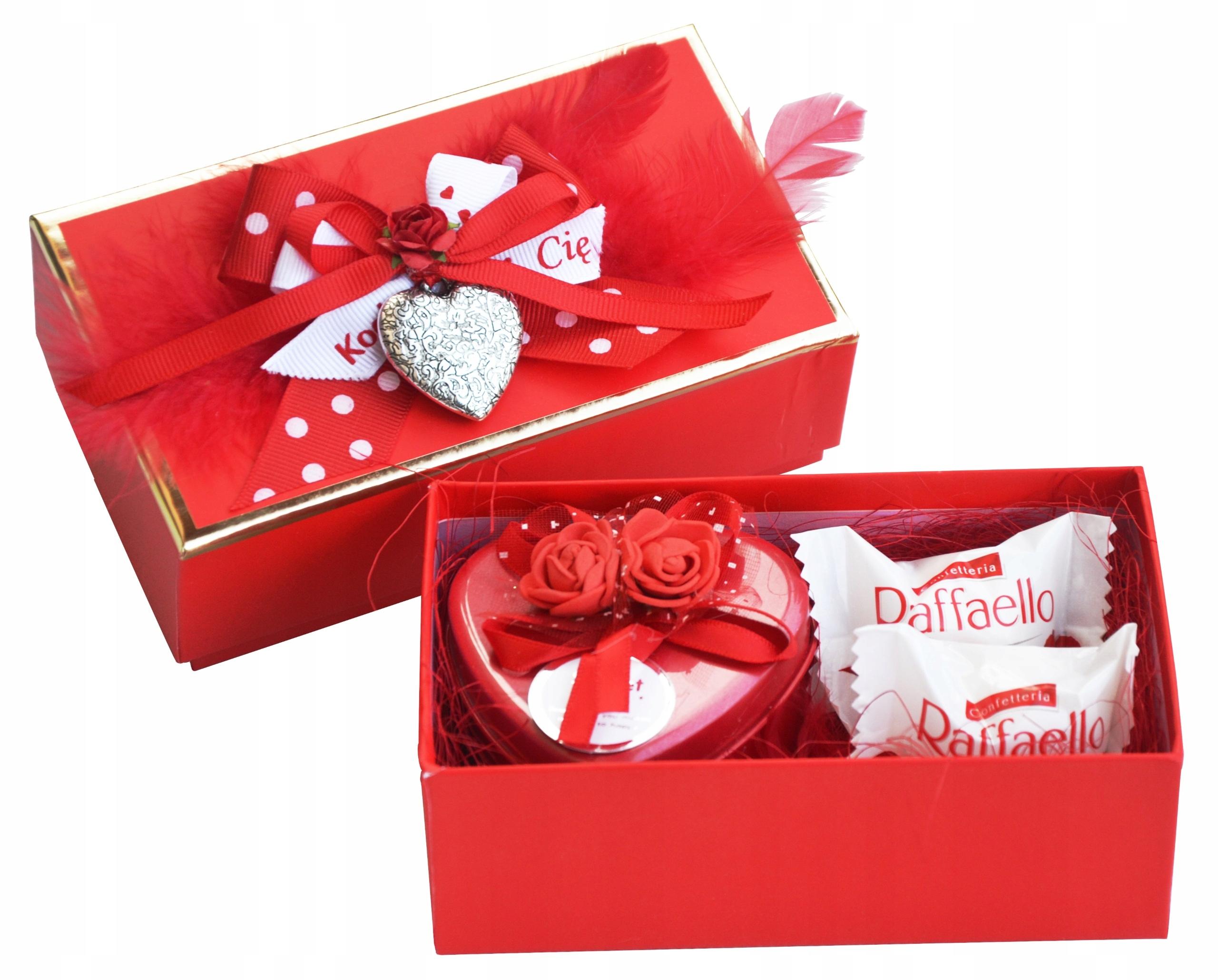 Piekny Prezent Na Walentynki Dla Dziewczyny Zony 8902003741 Allegro Pl