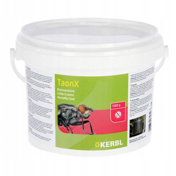 Lepidlo TaonX, 1,5 kg v pasce pre muchy, vši, prebiehajú na lep