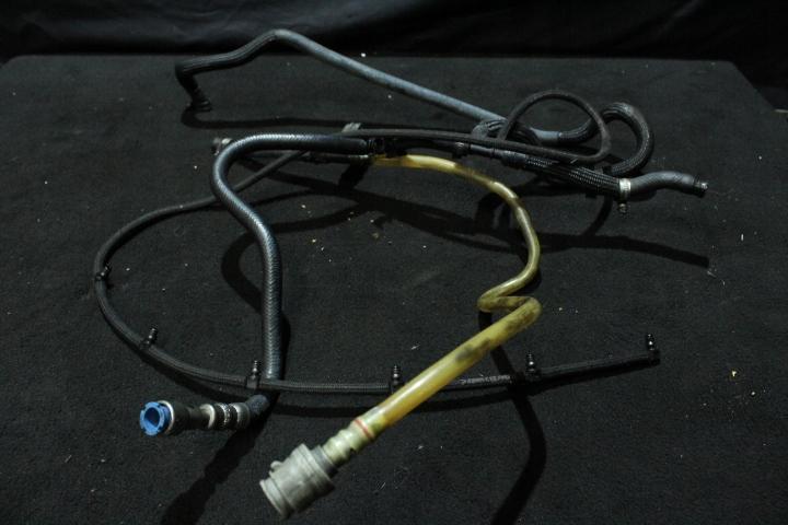 провода топлива форсунок bmw e53 x5 30d lci