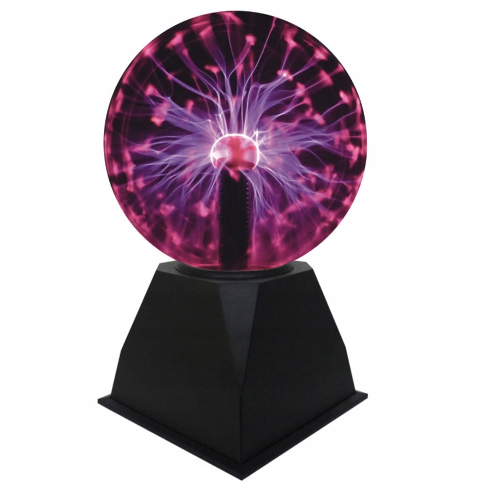 Item MAGIC BALL PLASMA LAMP OF LEARNING UP TO 30 CM