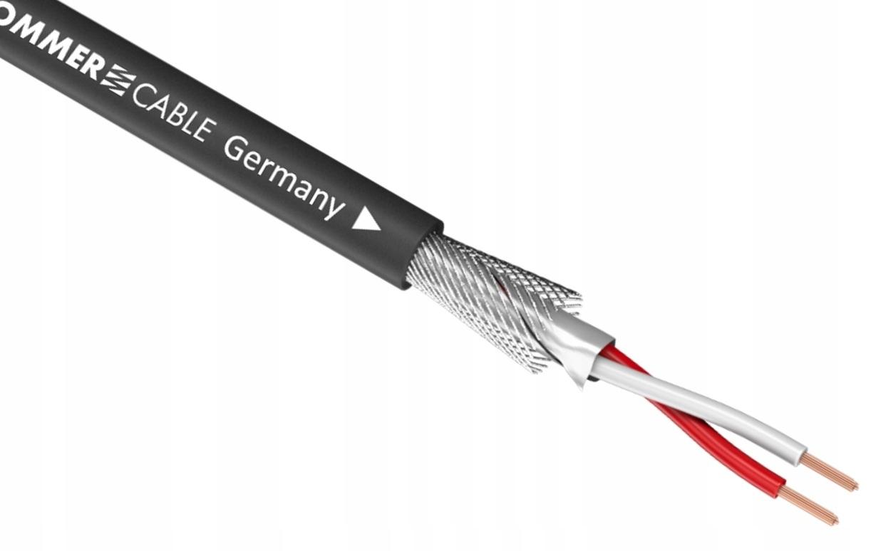 Sommer SC-GOblinový kábel Mikrofónový kábel 4.6mm