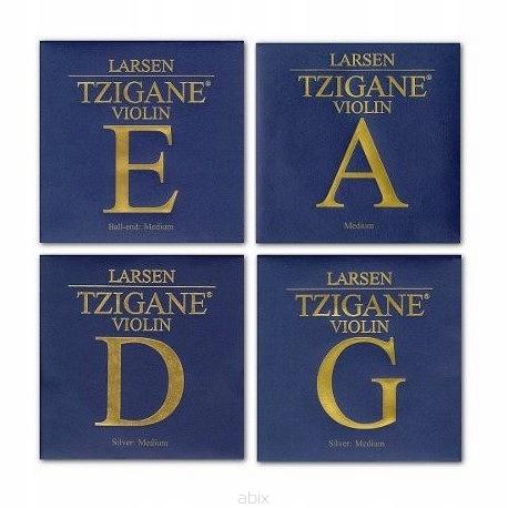 Item Larsen Tzigane 4/4 violin strings Set