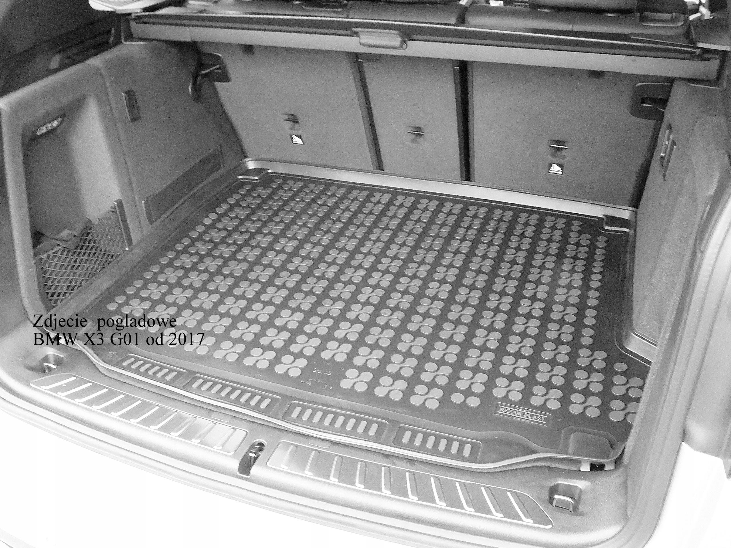 Fiat Bravo II от 2007 коврики резиновые с бортиком