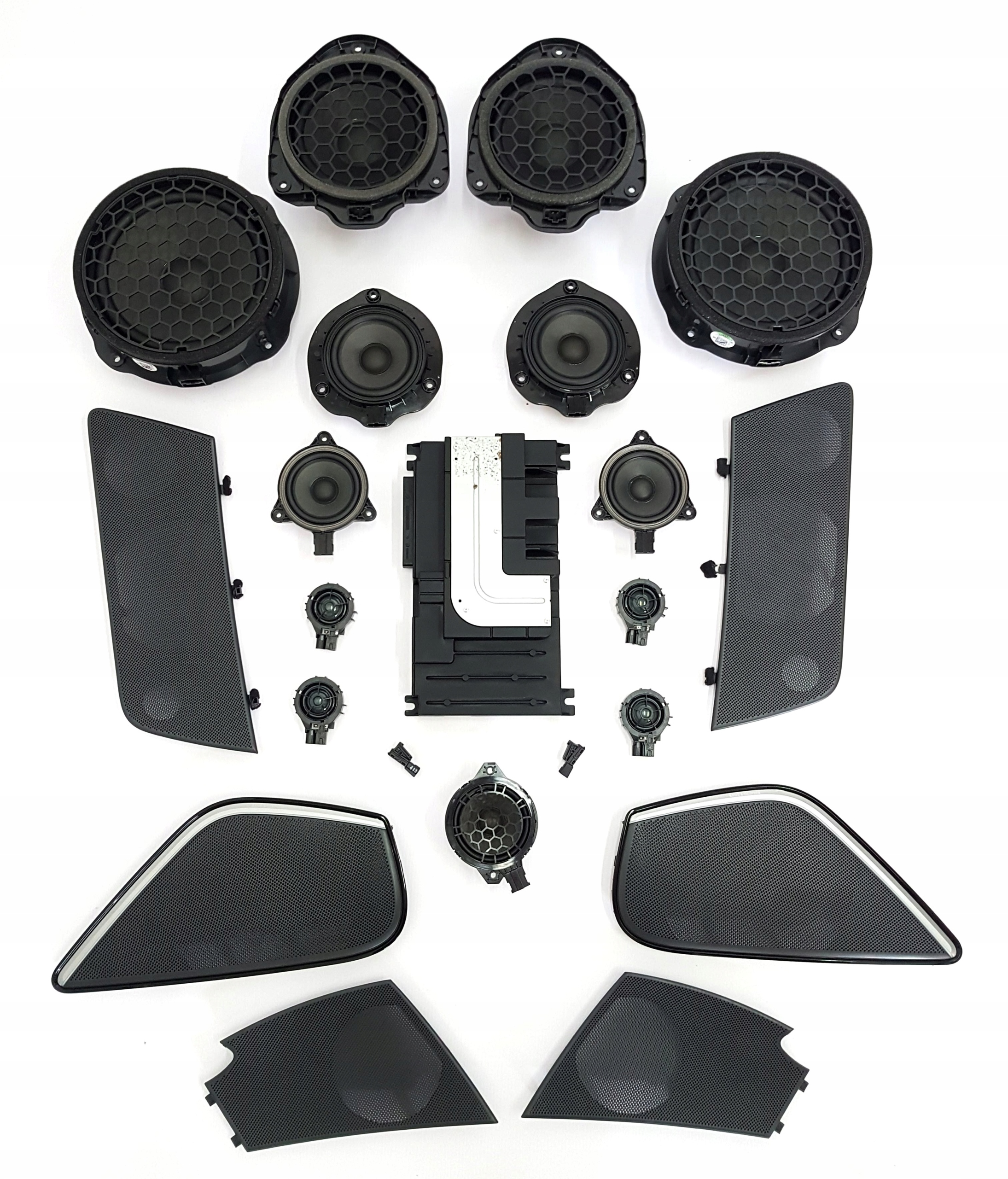 звуковая система bang audi a3 8v кабриолет
