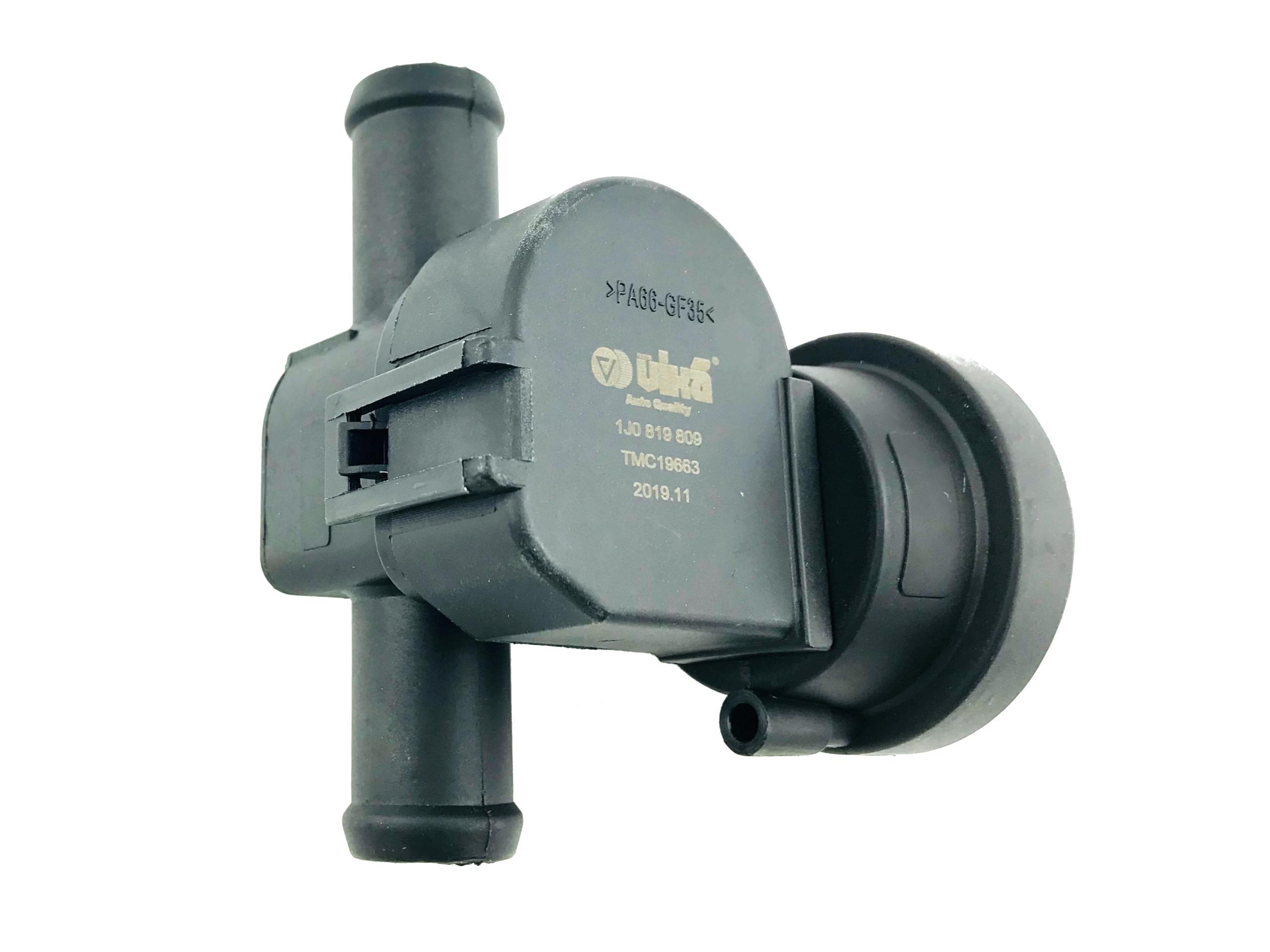 клапан вакуума отопления жидкости 1j0819809 vw