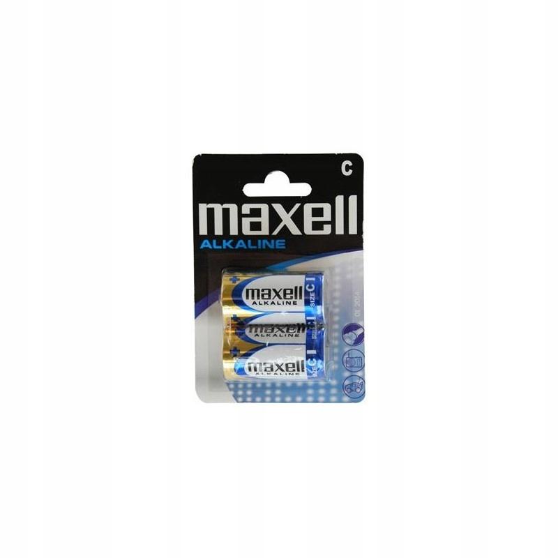 Купить ЩЕЛОЧНЫЕ БАТАРЕИ MAXELL ALKALINE LR14 C-ИГЛА!!! 2ШТ на Eurozakup - цены и фото - доставка из Польши и стран Европы в Украину.