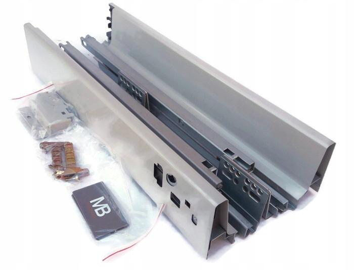 Box GTV Box Moderné sivá nízka, A L500+poštovné
