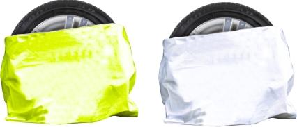Vrecia fólie taška pre 2 pneumatiky - pre 100 kusov pneumatík