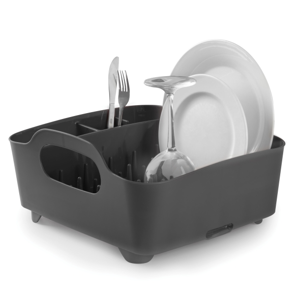 Сушилка для посуды TUB smoke by Umbra
