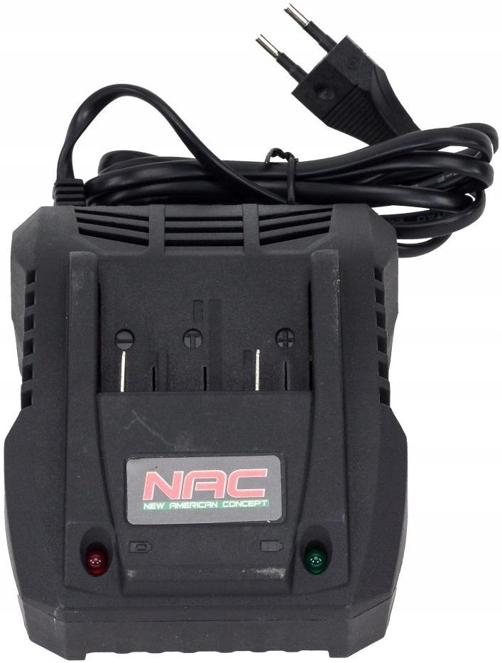 Nabíjačka pre 18 V batérie NAC BC18-18-S