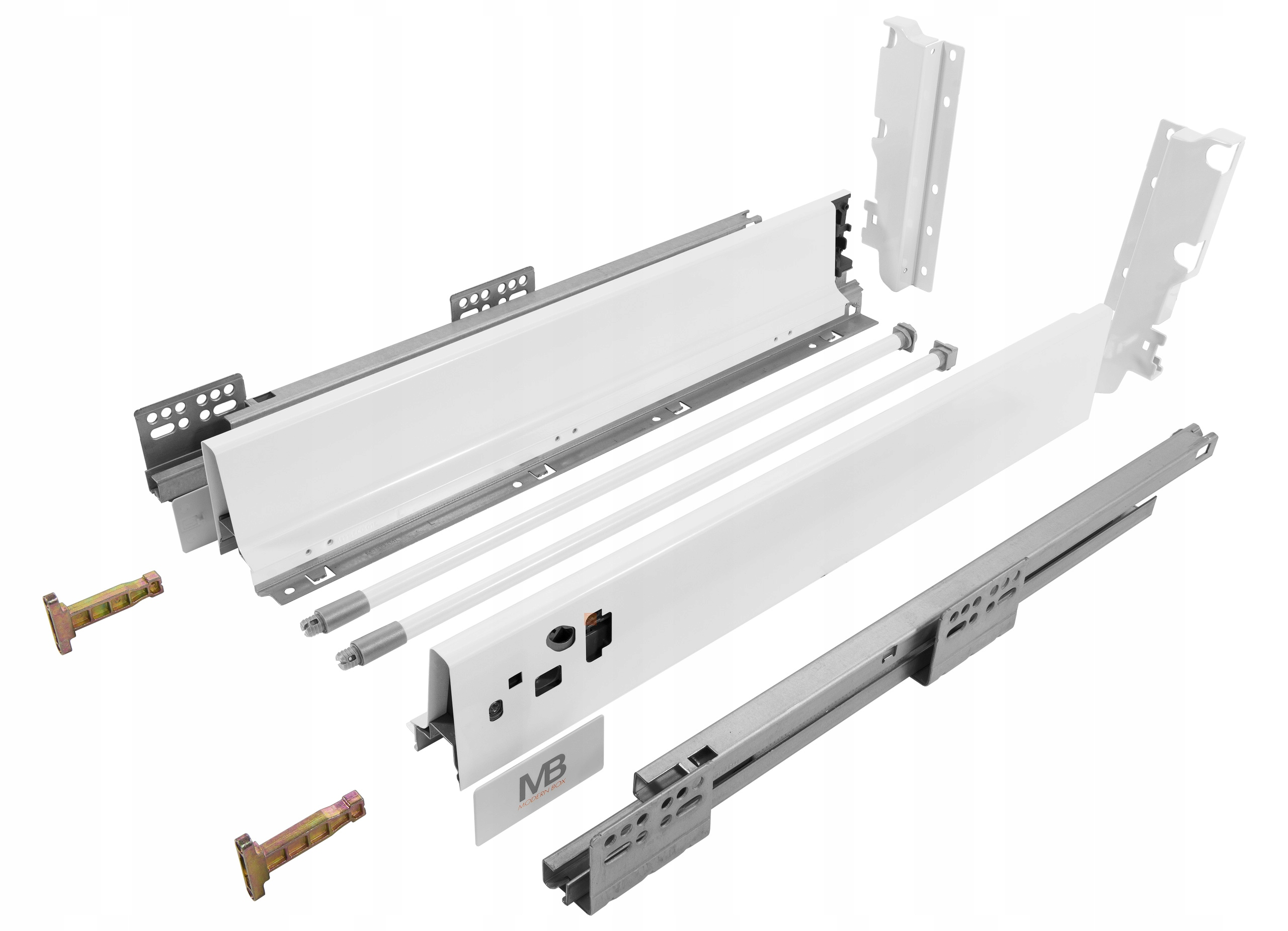 Box MODERNBOX L-500mm Vysokej GTV biela