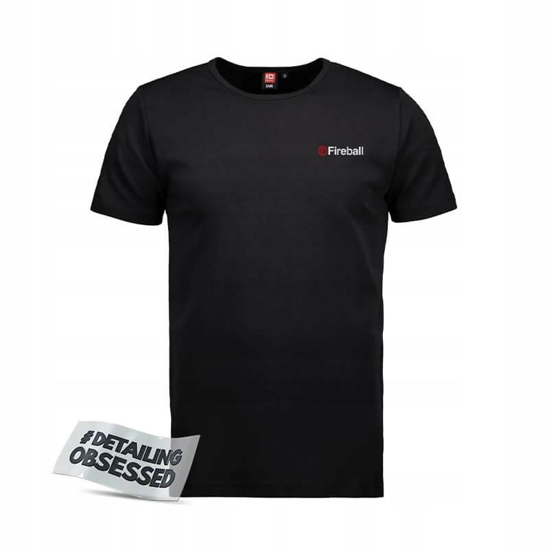 T-shirt Fireball M