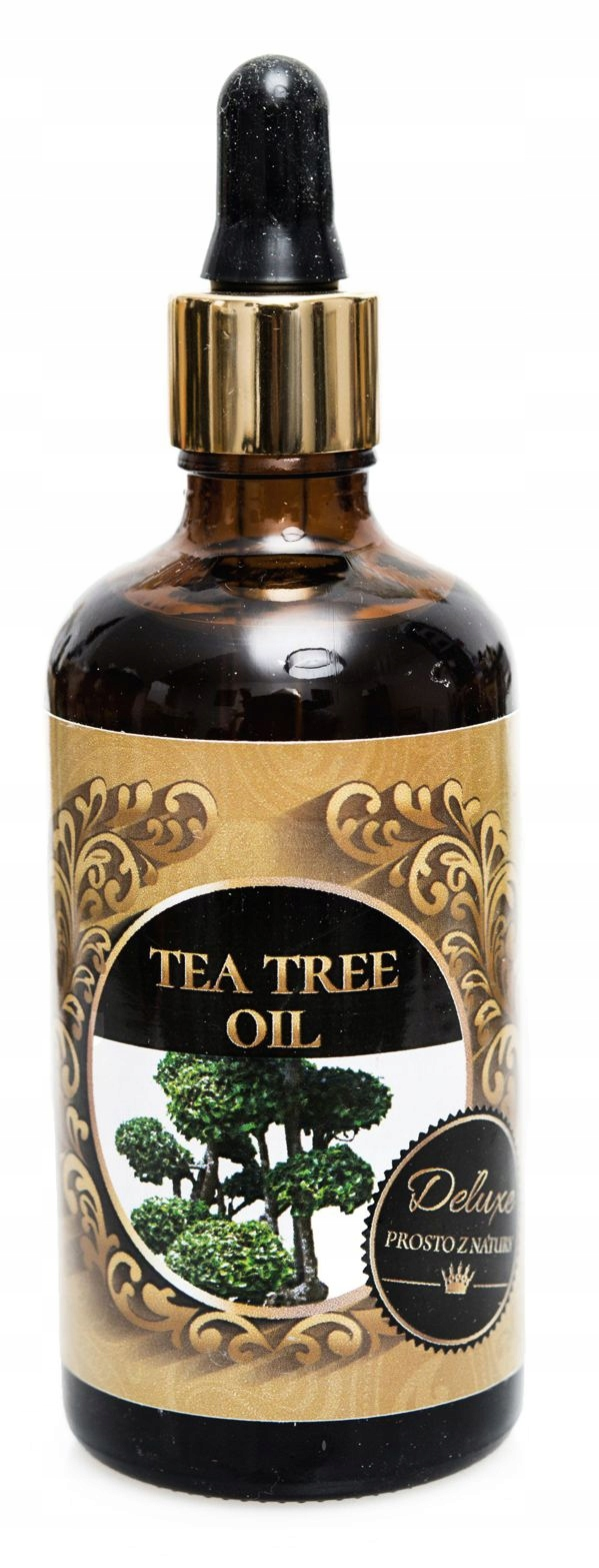 OLEJ Z DRZEWA HERBACIANEGO 100ml TEA TREE OIL