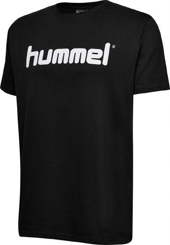 HUMMEL Тенниска хлопковая черная ROZM. L
