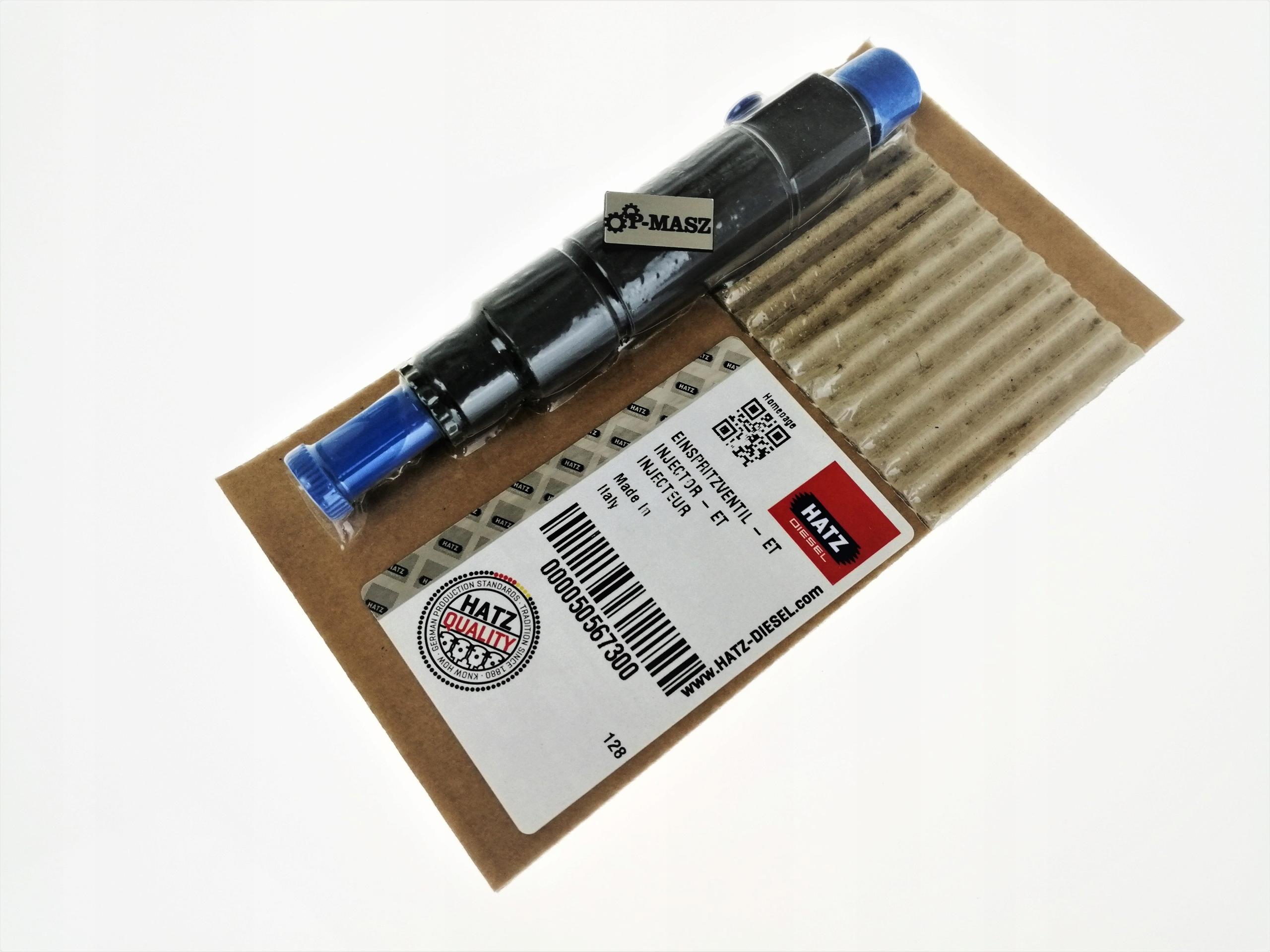HATZ 1D81 EPA II Полный инжектор 50567300