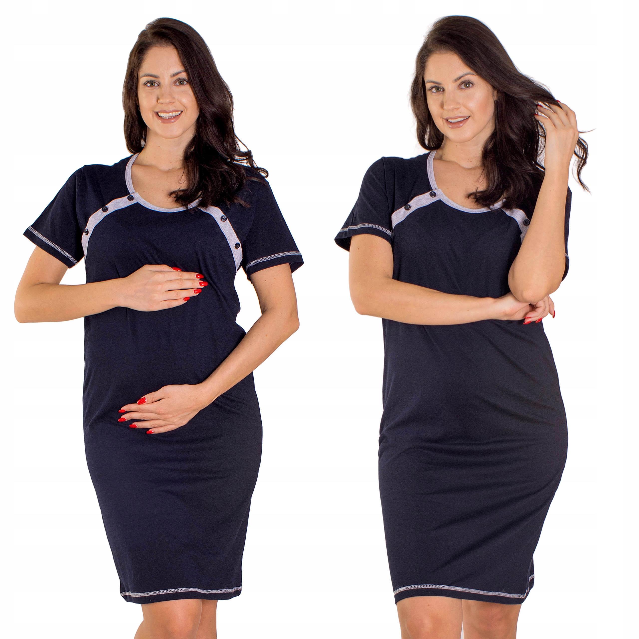 Ночная сорочка для родов и кормления грудью M