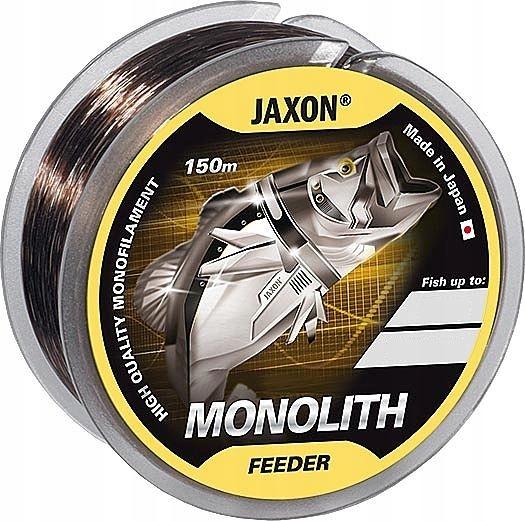 Jaxon Monolith Feeder 150m / 0,30mm / 18KG