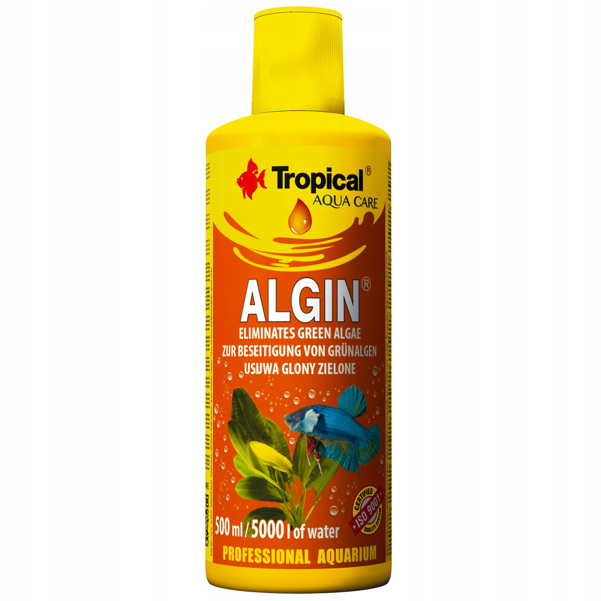 Tropical ALGIN 500 мл - Antyglon - конец с водорослями