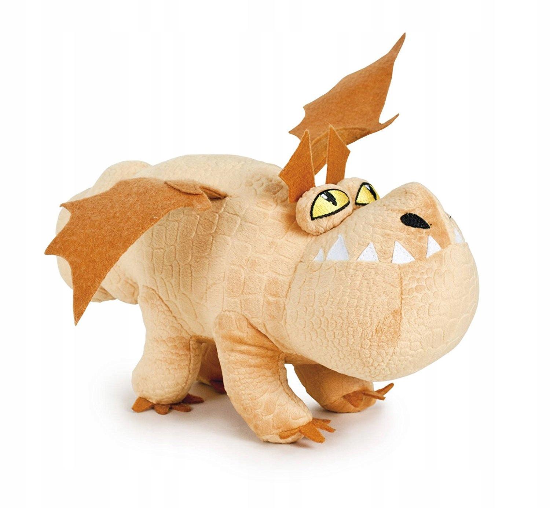 Nová plyšová hračka s drakovým mäsom vycvičená DRAČEK 30 cm