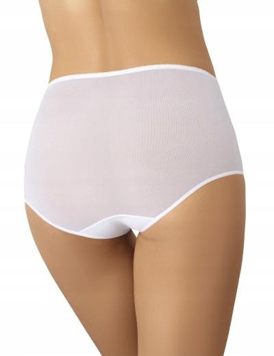 Nohavičky nohavičky Vysoké Teyli Retro-306 biela XL