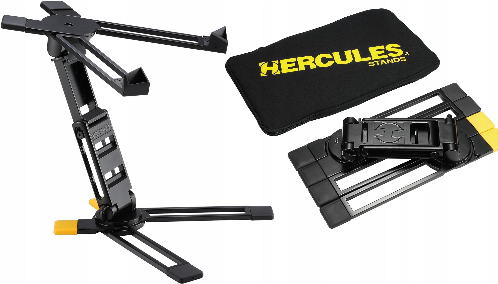 Купить HERCULES DG400BB statyw na laptop mikser DJ HQ на Otpravka - цены и фото - доставка из Польши и стран Европы в Украину.