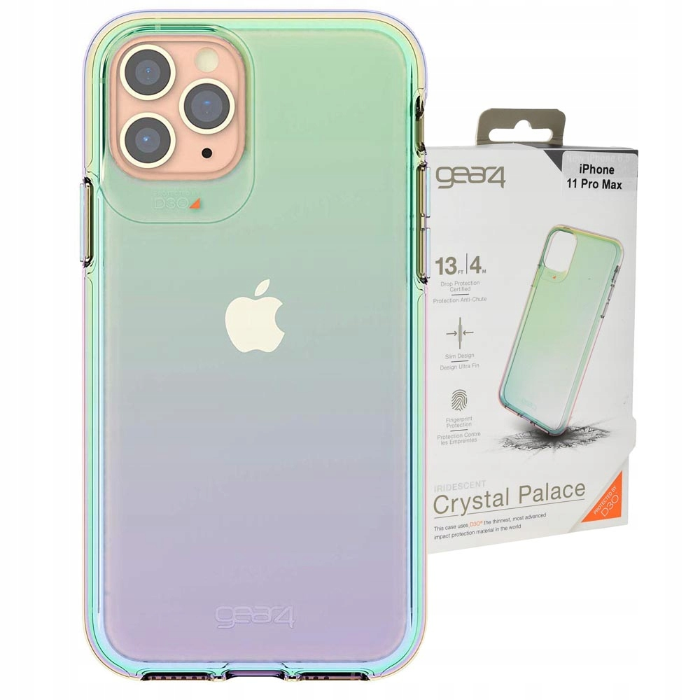 Etui Gear4 do iPhone 11 Pro Max, obudowa, case, Cp