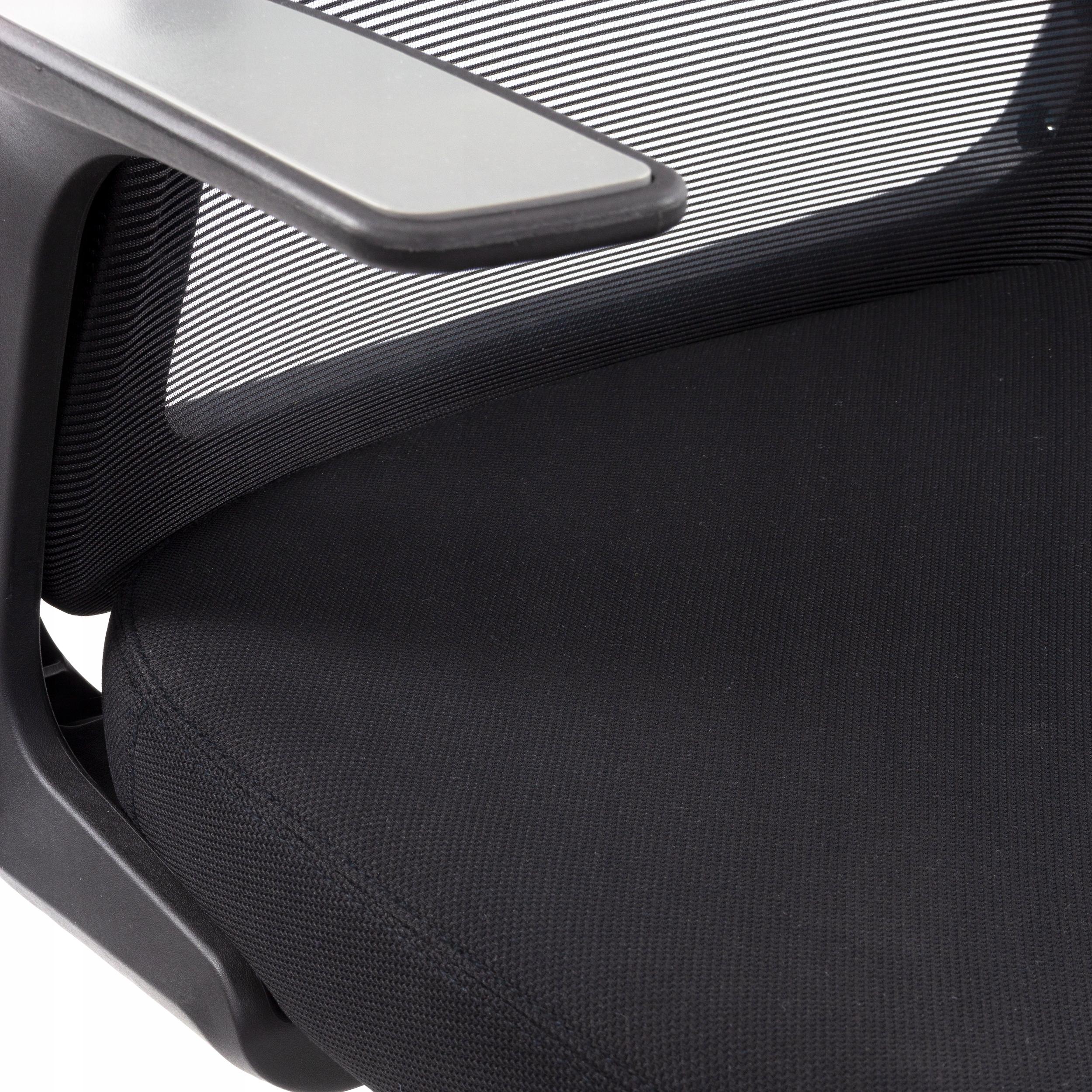 Ергономічний поворотний стілець для офісного крісла AMO-90 Вага виробу в упаковці 16 кг