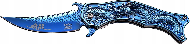 Купить Dark SIDE Blades DSA019BL Нож  сложенный складной нож на Otpravka - цены и фото - доставка из Польши и стран Европы в Украину.