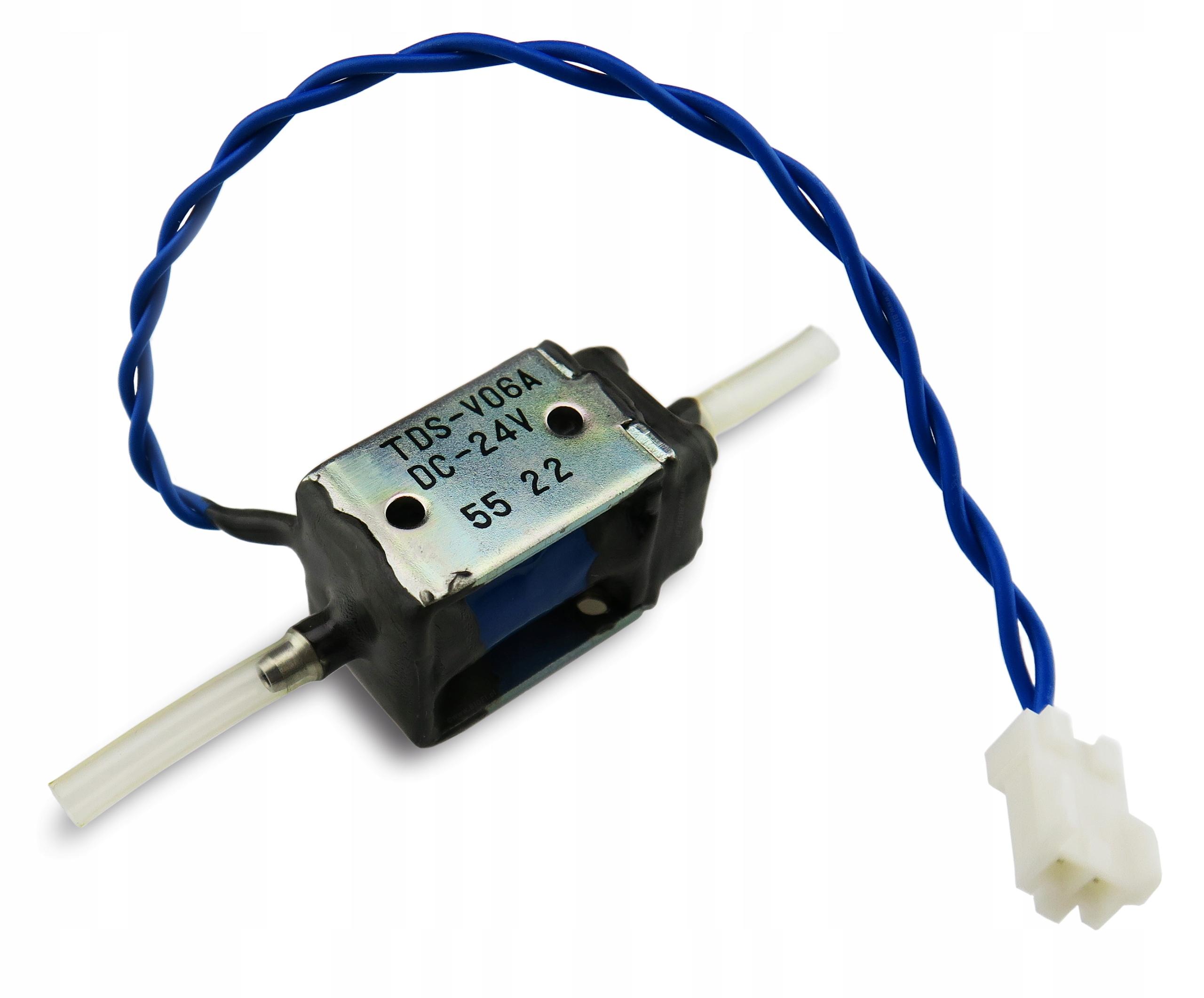 Atramentový elektromagnetický ventil - MUTOH DG-40679 2s