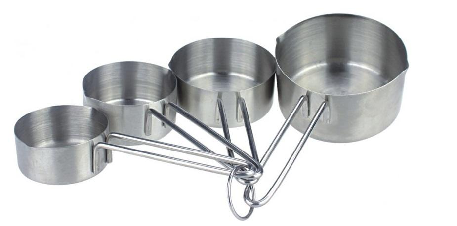 Meracie poháre vesláry na meranie lyžice HF6827