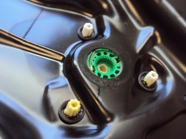 Picture of POWER WINDOW MECHANISM RIGHT REAR VW PASSAT B6 SEDAN