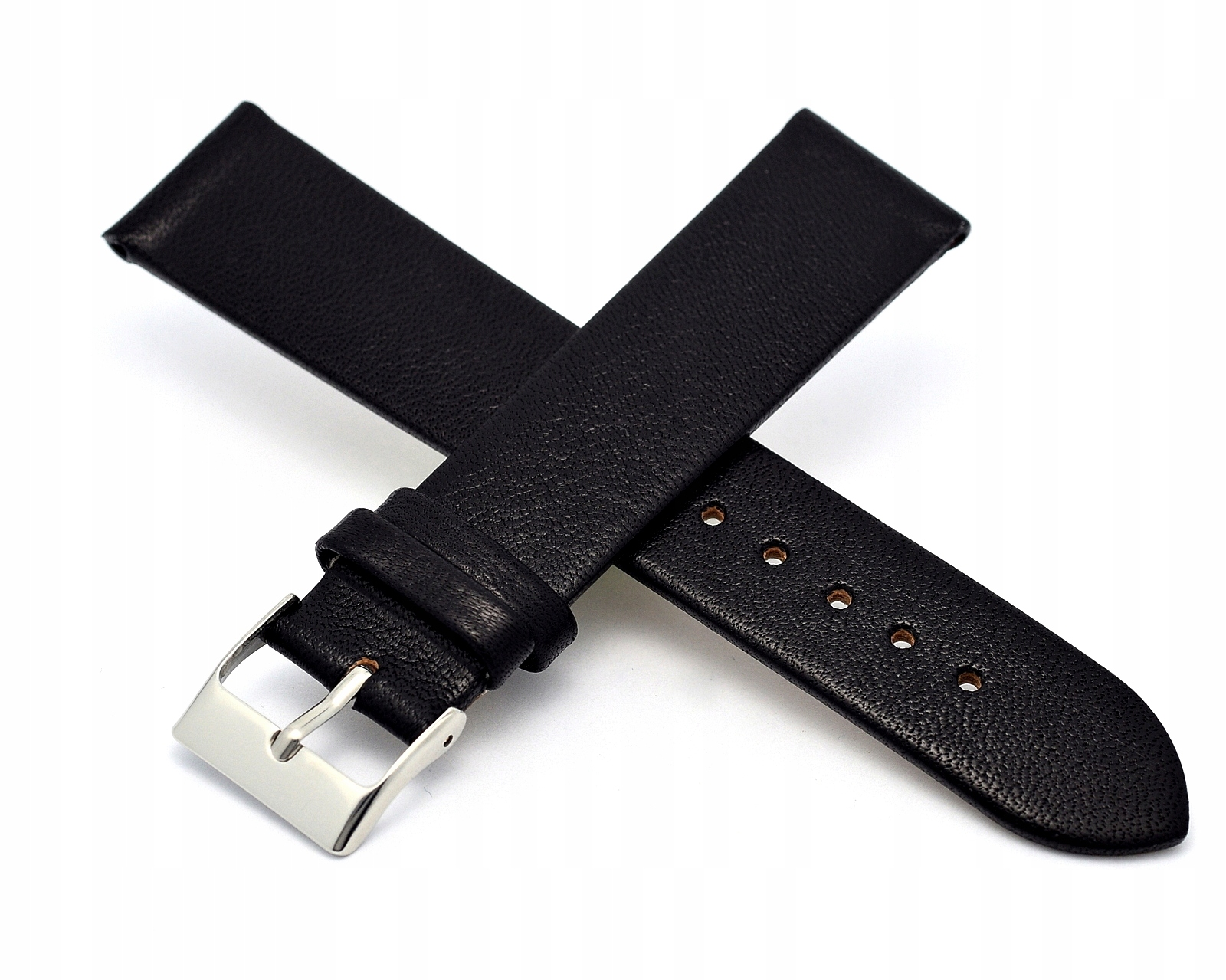 Item Leather watch band 18 mm Panel Tekla COLOR
