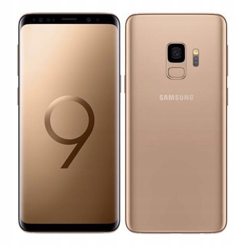 Samsung Galaxy S9 plus zloty 64 gb gwarancja do grudnia 2020