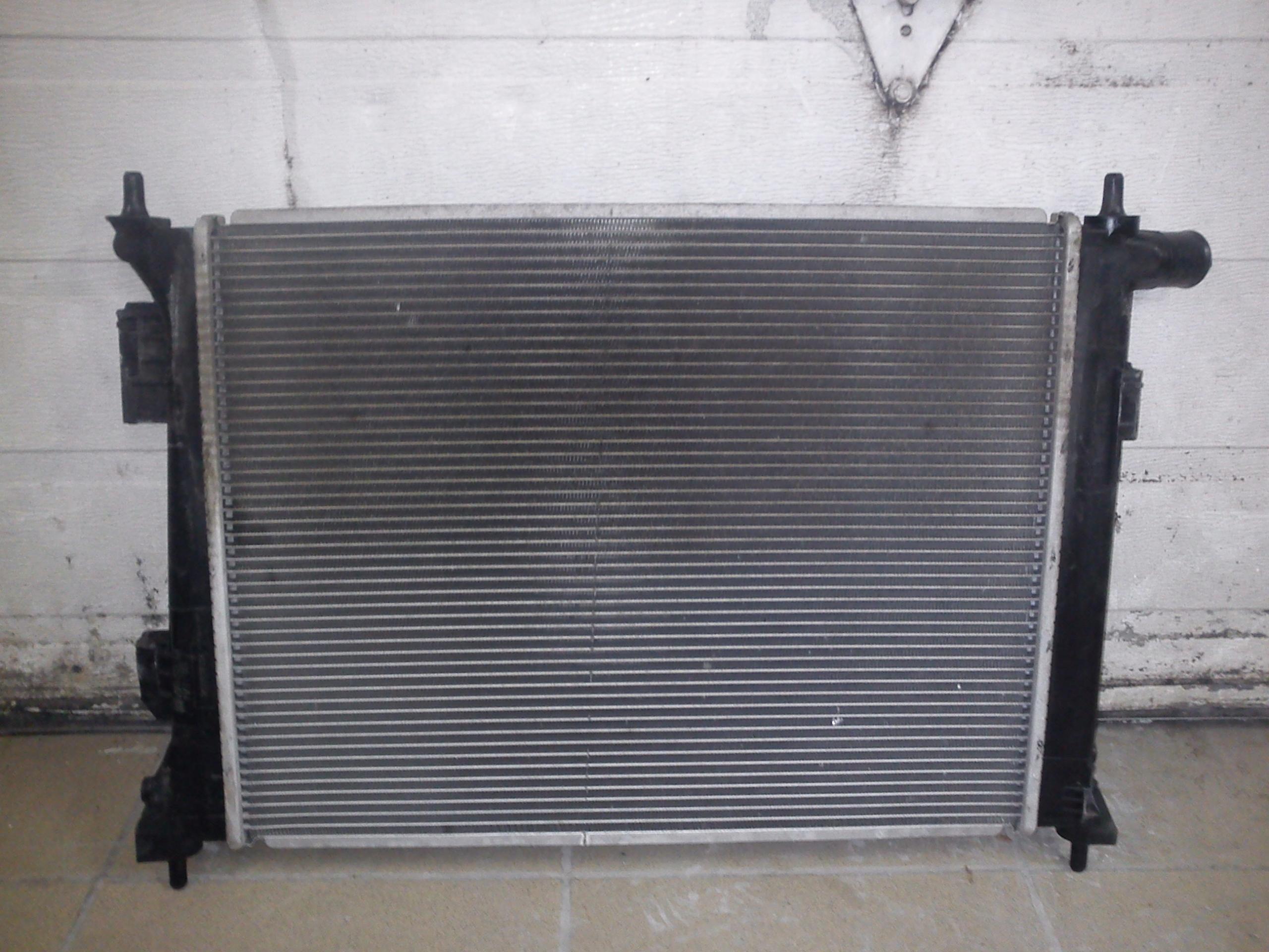 kia рио lift 15- радиатор воды 25310-1r
