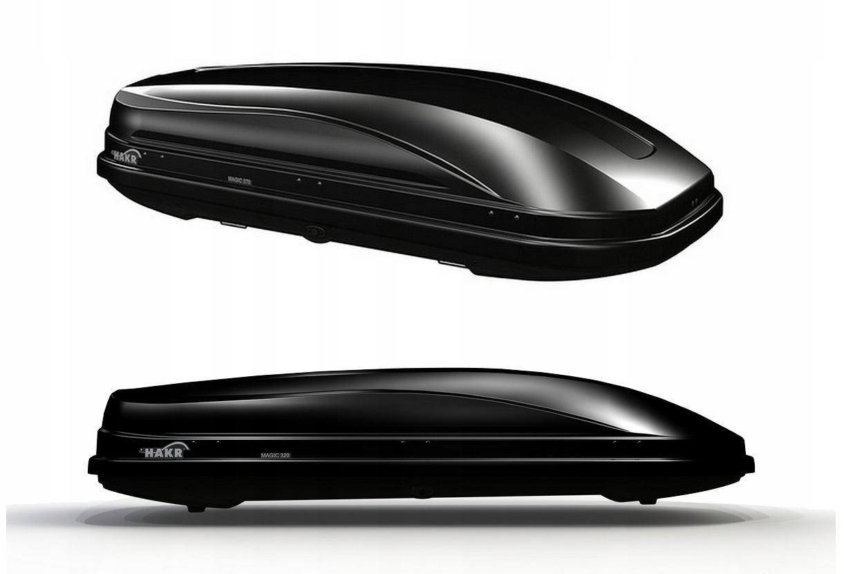 HAKR MAGIC 320 L BLACK багажник багажного отделения